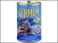 Konzerva SCHMUSY sardinky (400g)