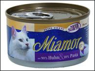 Konzerva MIAMOR Filety kuře + těstoviny (100g)