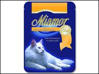 Kapsička MIAMOR Filety kuře + tuňák (100g)