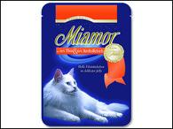 Kapsička MIAMOR Filety tuňák + krab (100g)