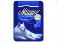 Kapsička MIAMOR Filety tuňák + kalamáry (100g)