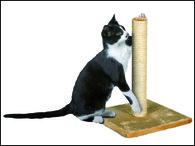 Odpočívadlo MAGIC CAT Nora béžové 39 cm (1ks)