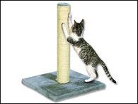 Odpočívadlo MAGIC CAT Nora šedé 39 cm (1ks)