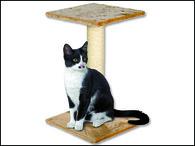 Odpočívadlo MAGIC CAT Beata béžové 40 cm (1ks)