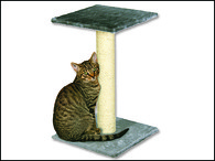 Odpočívadlo MAGIC CAT Beata šedé 60 cm (1ks)