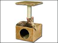 Odpočívadlo MAGIC CAT Hedvika béžové 56 cm (1ks)