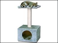 Odpočívadlo MAGIC CAT Hedvika šedé 56 cm (1ks)
