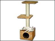 Odpočívadlo MAGIC CAT Alexia béžové 104 cm (1ks)
