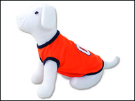 Triko DOG FANTASY sport 01 oranžové S/M (1ks)